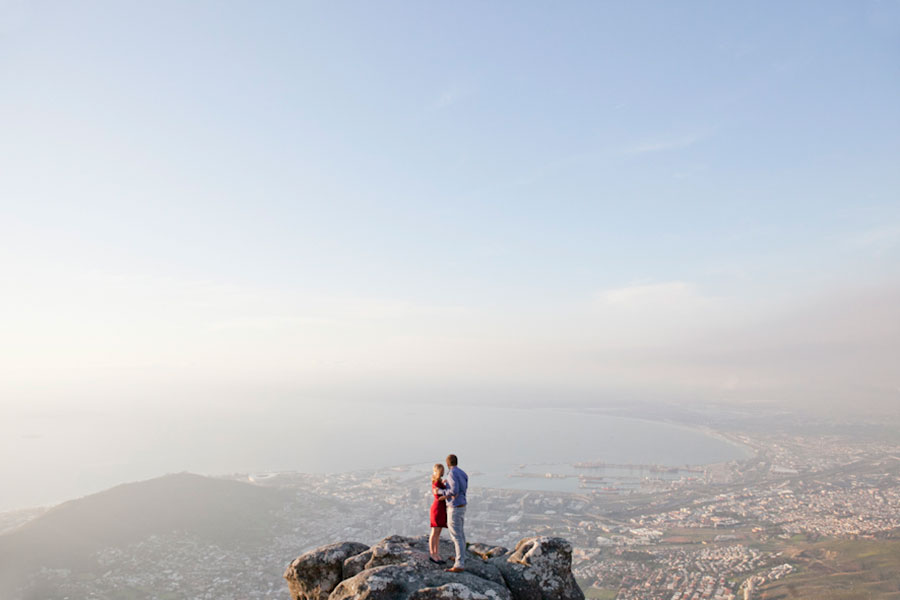 martijn + salomé | table mountain, cape town