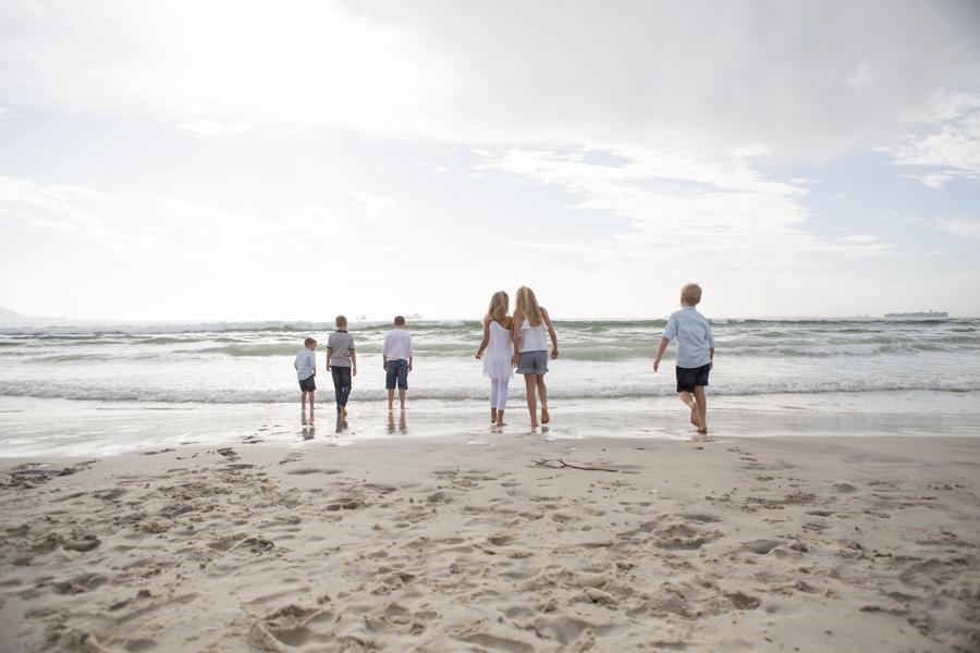 fonternel family | sunset beach