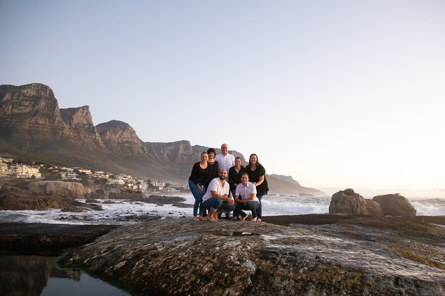 de waal family | cape town