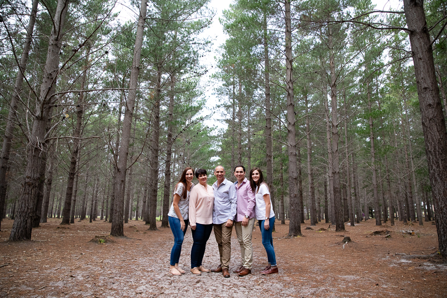 roux family | tokai forest