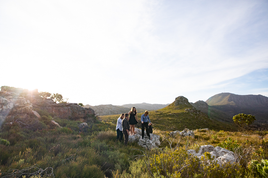 van der spuy family | silvermine nature reserve